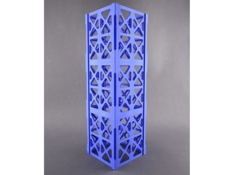 Skeleton Frame (Cubesat)